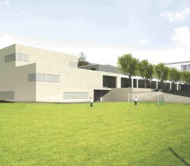 Oberrohrdorf: 3. Turnhalle kostet 6,5 Millionen